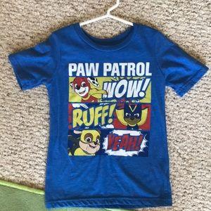 Boys Jumping Beans Paw Patrol T-shirt 5